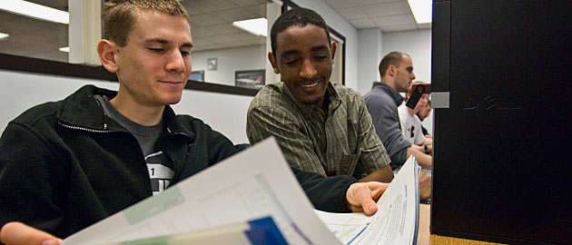 Bachelor's Degree Programs | College of Applied Sciences and Arts | SIU