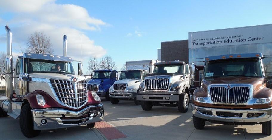 Major Navistar Donation to SIU Automotive