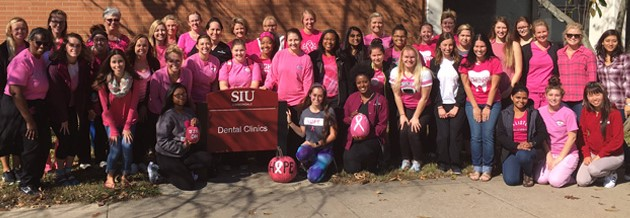 Start Seeing Pink at Dental Hygiene